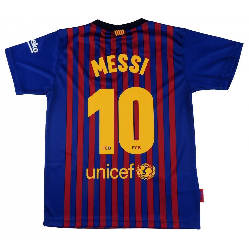 8f9a65e19 Camiseta Primera Equipación Réplica Oficial del F.C. Barcelona Temporada  2018-2019. Esta camiseta es tamaño para adulto. Este producto es una Réplica  ...