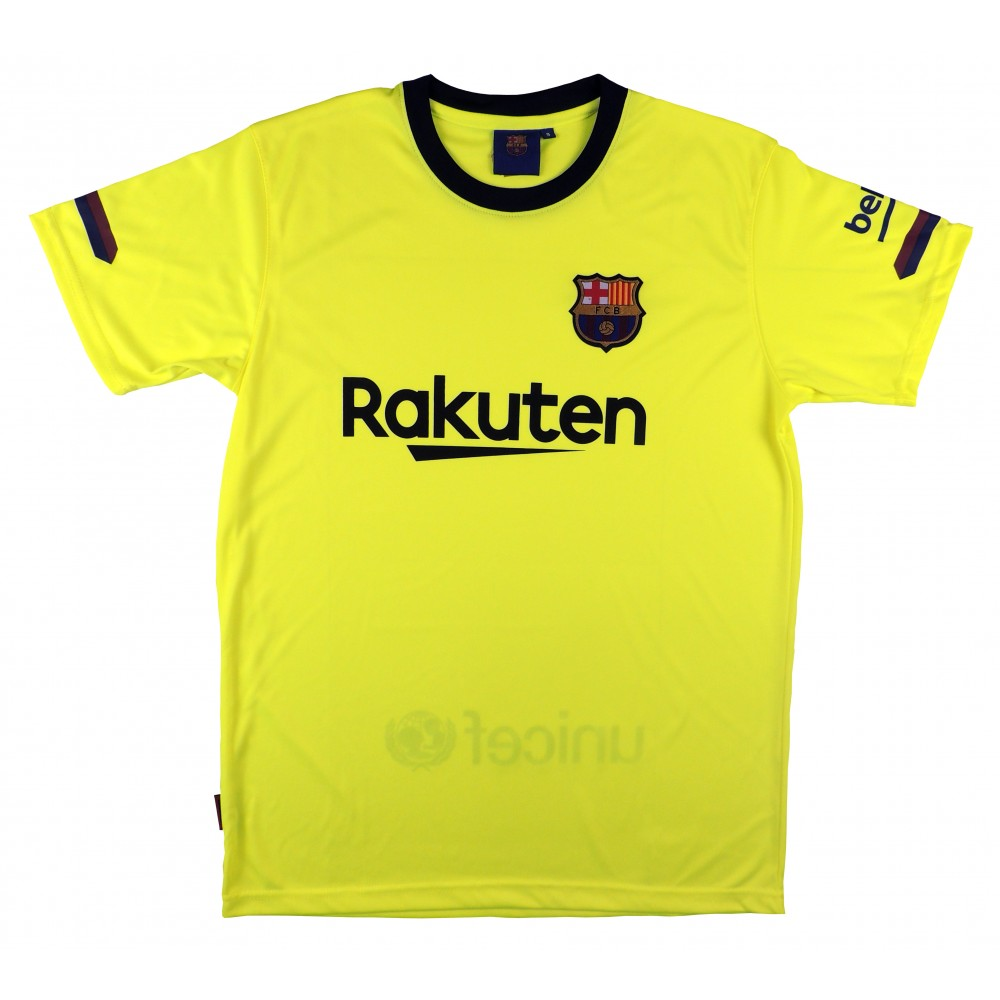 Camiseta Segunda Equipación Réplica Oficial del F.C. Barcelona Temporada  2018-2019. Esta camiseta es tamaño para adulto. Este producto es una Réplica  ... 963082a0080