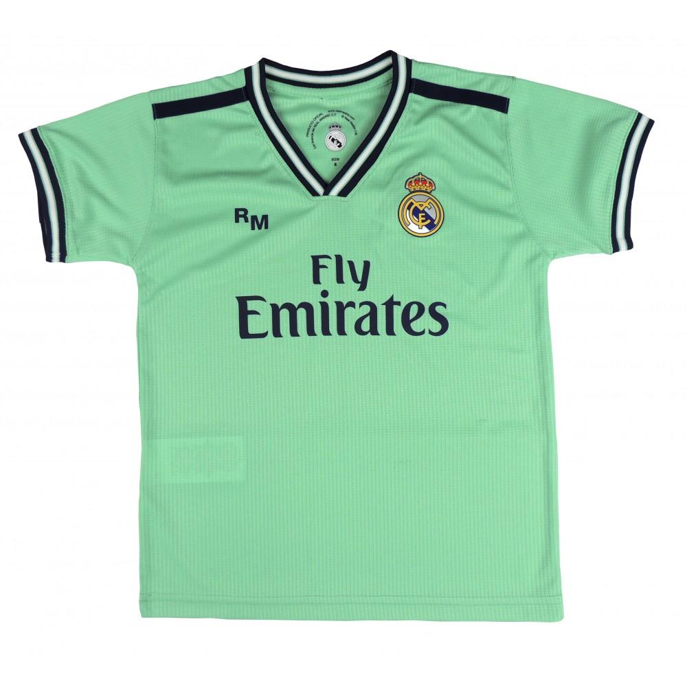 Camiseta Tercera Equipación Real Madri